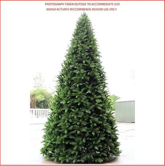 Vienna Spruce 5.03m Hunter Green Christmas Tree