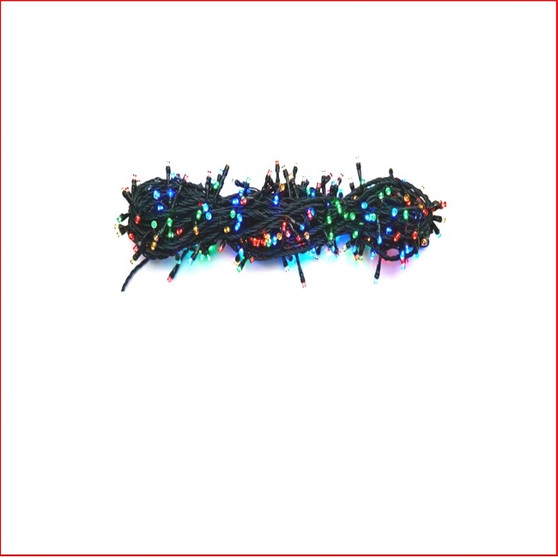 The 280 LED Christmas Lights Multi Colour are a great size to decorate a small christmas tree or other christmas display pieces like wreaths, garlands, wall trees, topiary balls. Decorating with christmas Led fairy lights is endless as the led lights can be used Indoor/Outdoor and you can create to your imagination. Led Lights can be used on your gutter, roof or your palm tree in the front yard. The beauty of the LED Lights is that they are energy efficient and very little power is used and you can enjoy a joyful Merry Christmas at low energy cost.