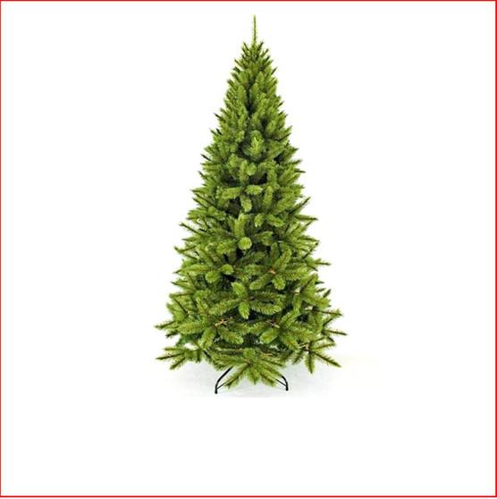 Virginia Pine 2.13m Slim Hard Needle Christmas Tree