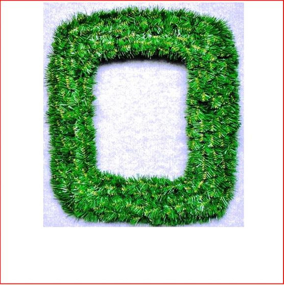 Rectangular Wreath 61cm
