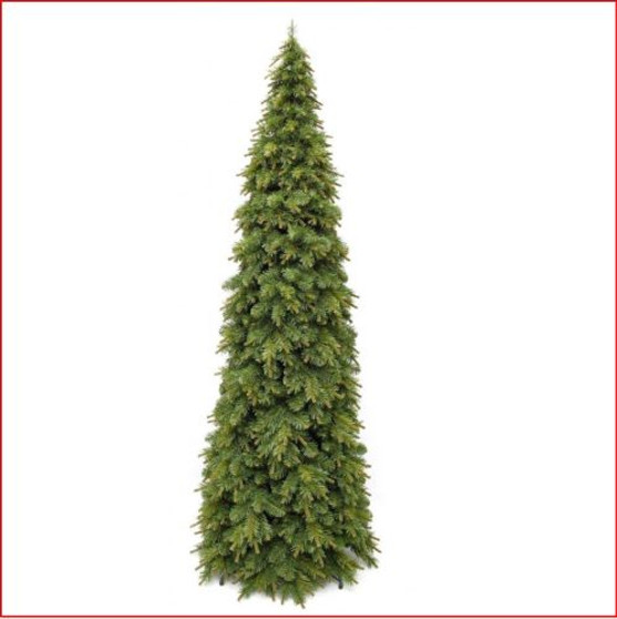 Slim Glendale Pine Christmas Tree 2.13m