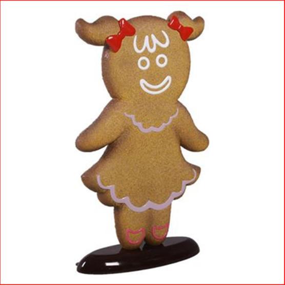Christmas Gingerbread Girl