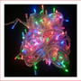 The 200 LED Christmas Lights Multi Colour Translucent Cord are a great size to decorate a medium to large White christmas tree or other christmas display pieces like White wreaths and white garlands. Decorating with christmas Led fairy lights is endless as the led lights can be used Indoor/Outdoor and you can create to your imagination. Led Lights can be used on your gutter, roof or your palm tree in the front yard. The beauty of the LED Lights is that they are energy efficient and very little power is used and you can enjoy a joyful Merry Christmas at low energy cost. Christmas Lights don't have to be used at christmas time only, you can use them for a special event like a birthday, party or any celebration.