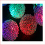 The Novelty Lights 32 LED Wire Ratten Balls Multi, great for a small table tree or for decorating a small product and space. Very popular with the kids for there bedroom wall. DIY decorate your christmas wreath, alberta spruce wreath 61cm is availabe and will look fantastic with just the strand of multi-colour wire ratten balls, the LED lights will make this wreath glow and look beautful. View image close up