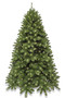 6ft Scandia Spruce Pre Lit with 320 Warm White LEDs