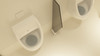 WEE-SCRN ICE - Vectair Wee-Screen® - Ice Cool - Urinals - Deep Bubble Design Provides Enhanced Splash Back Protection Without Affecting Drainage