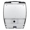 SENSADRI-EU-C - SensaDri® Hand Dryer 230v - Chrome - Rear - Ideal for Wall-Mounting in Busy Environments Like Restaurants, Stadiums, Concert Halls, Education Facilities and More