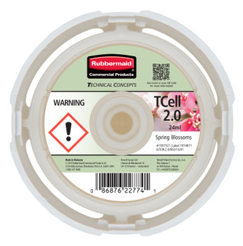 Rubbermaid TCell 2.0 Refill Spring Blossoms - Rubbermaid 1957521