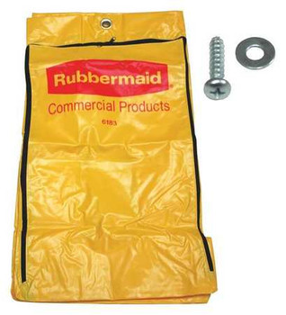 Rubbermaid Hardwarekit With Vinyl Bag