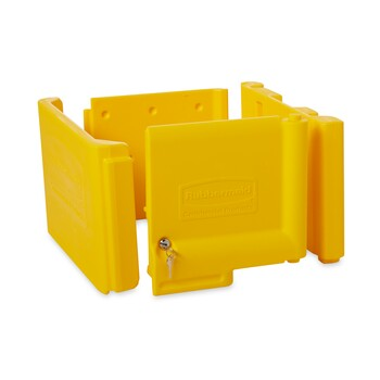 Rubbermaid Locking Cabinet For Janitor Cart