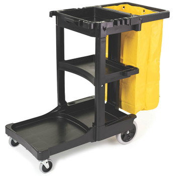 Rubbermaid Janitor Cart 2000