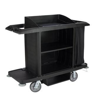 Rubbermaid Large Housekeeping Cart