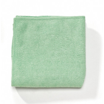 Rubbermaid Professional Microfiber Cloth Green