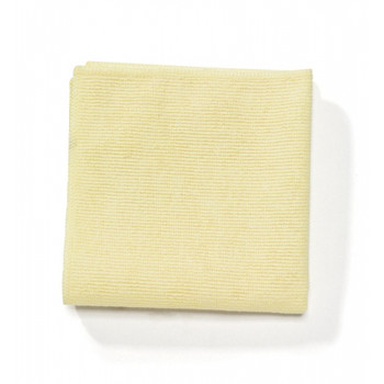 Rubbermaid Professional Microfiber Cloth Yellow