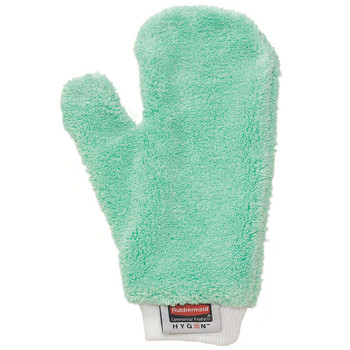 Rubbermaid Hygen Microfibre Dusting Mitt With Thumb