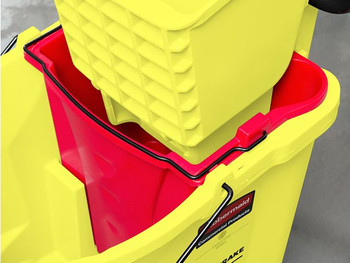 Rubbermaid FG9C7400RED