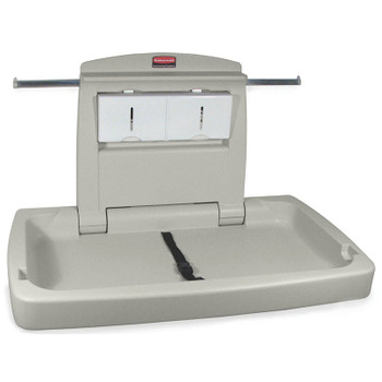Rubbermaid Horizontal Baby Changing Station
