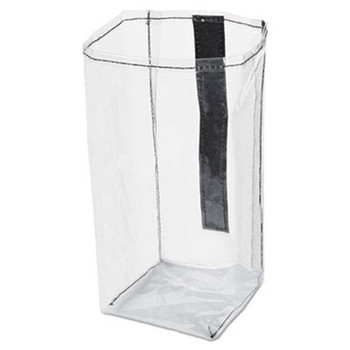Rubbermaid Quick Cart Plastic Pocket Liner (Replacement For All Quick Carts)
