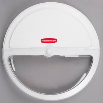 Rubbermaid Brute Sliding Lid - White - FG9G7800WHT