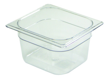 Rubbermaid Gastronorm Food Pan 1/6 100 mm