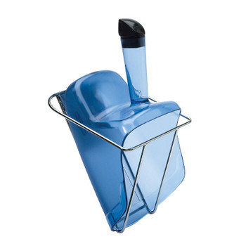 Rubbermaid Scoop W/ Hand Guard & Holder