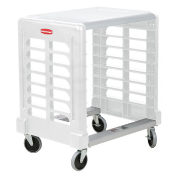 Rubbermaid Max System ProSave Prep Cart With Cutting Board