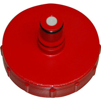Rubbermaid Pulse Red Cap