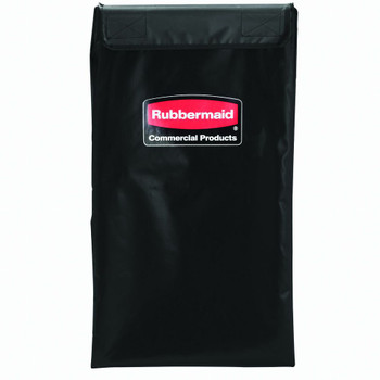 Rubbermaid X-Cart Black Bag 150L