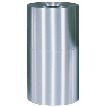 Rubbermaid Atrium Aluminium 132.5 L