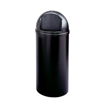 Rubbermaid Marshal Container 56.8 L - Black