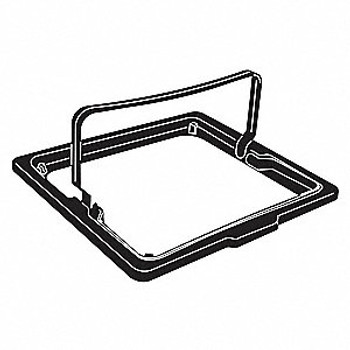 Rubbermaid Polyliner Retainer Kit