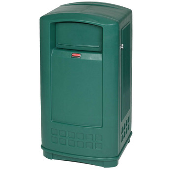 Rubbermaid Landmark Jr. Container - Green