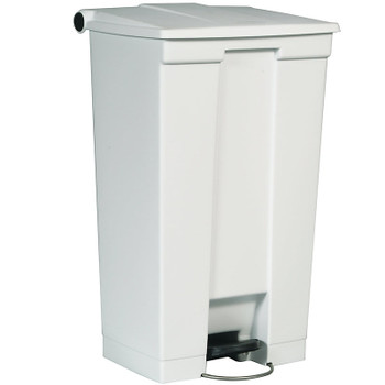 Rubbermaid Step-On Container Mobile 87L White