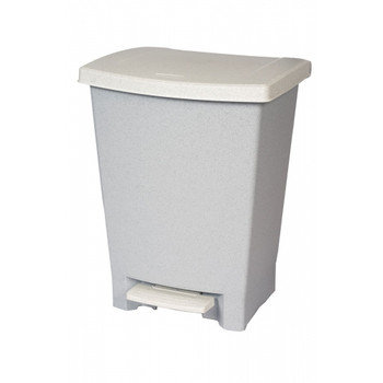 Rubbermaid Pedal Bin, 25 L Without Liner
