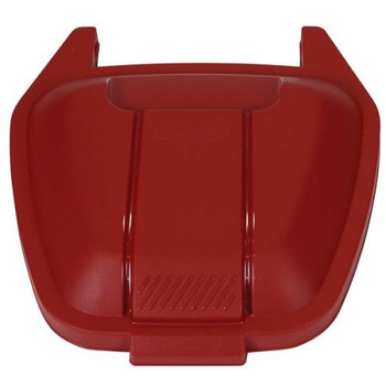 Rubbermaid Mobile Container Lid - Red