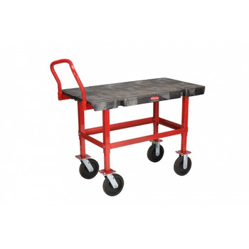 Rubbermaid Work-Height Platform Truck