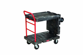 Rubbermaid Convertible Platform Truck