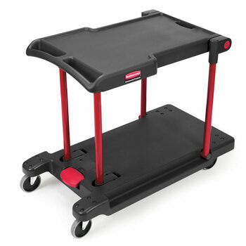Rubbermaid Convertible Utility Cart