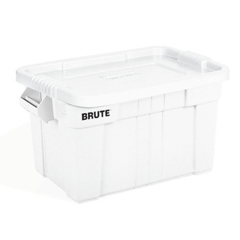 Rubbermaid Brute Tote 75.5 L - White