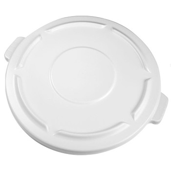 Rubbermaid Brute Lid Fits FG264360 - White