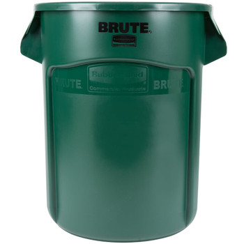 Rubbermaid Brute Container 76L - Dark Green