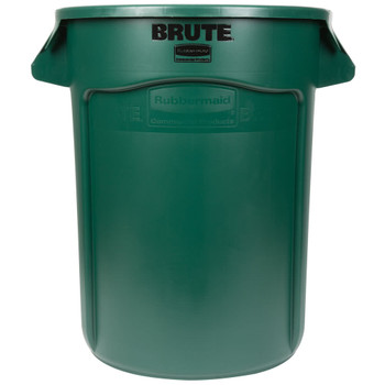 Rubbermaid Brute Container 121L - Dark Green