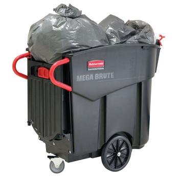 Rubbermaid Mega Brute Mobile Waste Collector