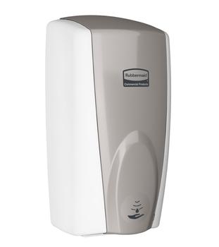 FG750140 - Rubbermaid AutoFoam Dispenser - White & Grey - Touch-Free Hand Sanitiser Dispenser