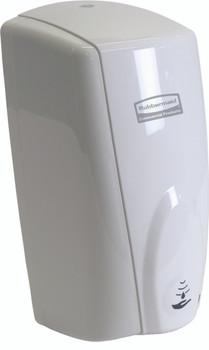1851397 - Rubbermaid AutoFoam Dispenser - White - Touch-Free Hand Sanitiser Dispenser