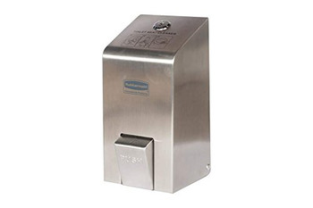 Rubbermaid 400ml Rubbermaid  Spray Seat & Handle Cleaner Dispenser - Stainless Steel