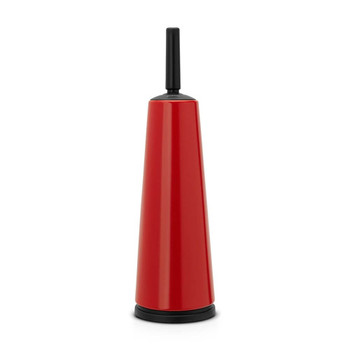 Brabantia Toilet Brush and Holder Classic - Passion Red
