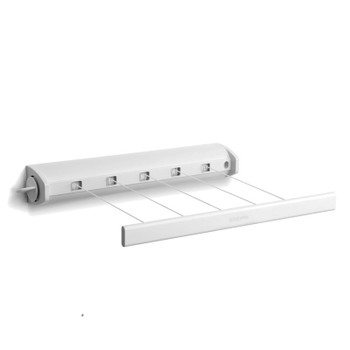 Brabantia Pull-out Drying Lines 22 metres - White