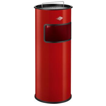Wesco Ash Bin 30L - Red