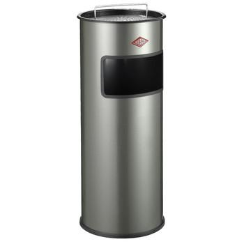 Wesco Ash Bin 30L - New Silver